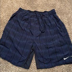 Nike woven shorts